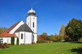 Church Mariae Himmelfahrt In Klaffer Am Hochficht, Austria