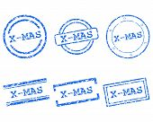 X-mas Stamps