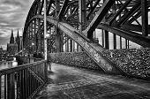 Bridge In Cologne