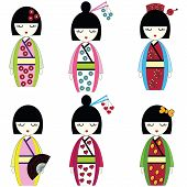 picture of outfits  - Japanese inspired by Asian culture - JPG