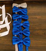 image of tied  - Beautifull bow tie - JPG