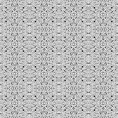 foto of monochromatic  - Seamless black and white  - JPG