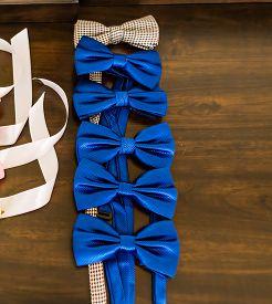 foto of bowing  - Beautifull bow tie - JPG