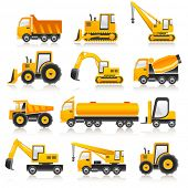 picture of bulldozer  - machines - JPG