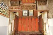 traditional Chinese ancestral hall