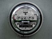 Full Frontal Electric Meter
