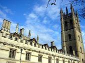 Oxford Scenery And Architecture, United Kingdom