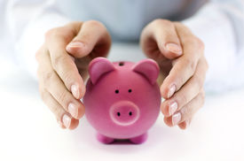 picture of save money  - Protect your money - JPG