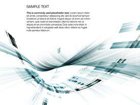 pic of brochure design  - Abstract background design - JPG