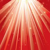 Magic Light (vector). In the gallery also available XXL jpeg version of this image.