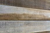 Background Texture Of Rustic Brown Natural Hardwood With A Distinctive Wood Grain Pattern For Use A  poster