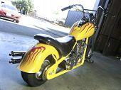 Yellow Mini-Chopper 2