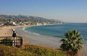 Laguna Beach California Looking South