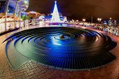 Christmas Time in Darling Harbour, Sydney, Australia
