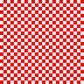 Abstract vector red small square Background