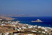 Bay Of Kefalos In Greece