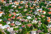 Residential Neighborhood poster