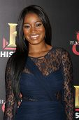 LOS ANGELES - SEP 22:  Keke Palmer arrives at the