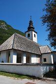 Cerkev Sv Pavla, Stara Fuzina