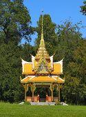 Thai Pavillion In Lausanne, Switzerland