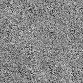 Seamless grey coating wall closeup background - texture pattern for continuous replicate.