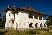 Cula - fortified romanian manor