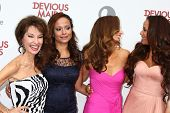 LOS ANGELES - JUN 17:  Susan Lucci, Judy Reyes, Ana Ortiz, Dania Ramirez arrives at the