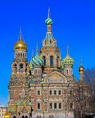 Cathedral of the Savior on the Spilled Blood (Spas-na-krovi)