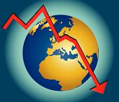 World In Recession