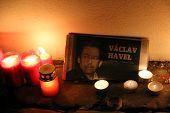 President Vaclav Havel Funeral Tribute