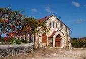 Gilbert Memorial Methodist Church In Antigua Barbuda