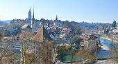 The Roofs Of Bern