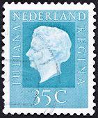 Queen of the netherlands print art.