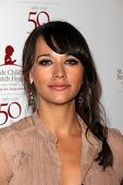 Rashida Jones at the St. Jude Children's Research Hospital 50th Anniversary Gala, Beverly Hilton, Be