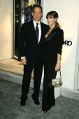 Tom Hanks and Rita Wilson at the Tom Ford Beverly Hills Store Opening, Tom Ford, Beverly Hills, CA. 02-24-11