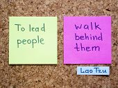 Lead People