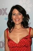 Lisa Edelstein  at the 2011 FOX Winter All-Star Party, Villa Sorriso, Pasadena, CA. 01-11-11