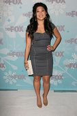 Jenna Ushkowitz  at the 2011 FOX Winter All-Star Party, Villa Sorriso, Pasadena, CA. 01-11-11