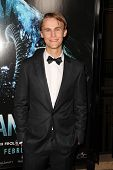 Rhys Wakefield  at the World Premiere of