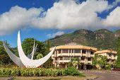 Bicentennial Monument, Victoria Seychelles, Seychelles