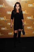 Gretchen Wilson at the 44th Annual CMA Awards, Bridgestone Arena, Nashville, TN.  11-10-10
