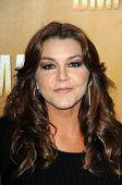 Gretchen Wilson  at the 44th Annual CMA Awards, Bridgestone Arena, Nashville, TN.  11-10-10