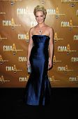 Katherine Heigl  at the 44th Annual CMA Awards, Bridgestone Arena, Nashville, TN.  11-10-10