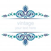 Ornate Vintage Frames Six