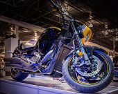 2014 Suzuki Boulevard, Michigan Motorcycle Show