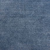 picture of denim jeans  - Blue denim jeans texture - JPG