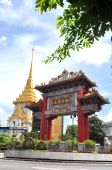 China Gate Pagoda Thailand