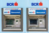 BCR ATM Machine