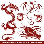 Tattoo animal