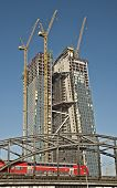 Skyscraper Under Construction